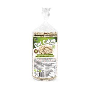 OAT CAKES ORIGINAL DAILY LIFE Gallette di Avena Biologiche in Confezione da 100g - Vegak OK