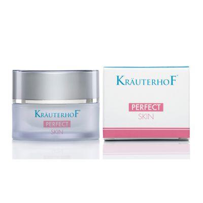 PERFECT SKIN KRAUTERHOF 30 ML - Delicata Crema Viso ideale come base per il trucco