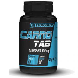 CARNO TAB EUROSUP 40 CPR Integratore Alimentare a base di Carnosina