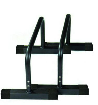 MINI PARALLELE DA 35 CM - Accessori per Corpo Libero realizzati interamete in metallo per una migliore stabilità