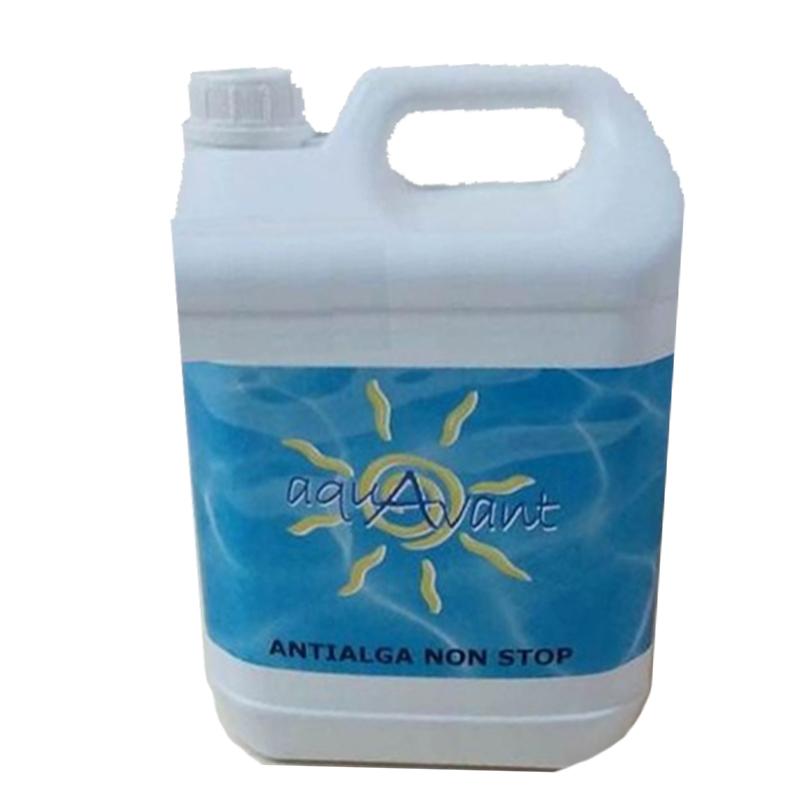 ANTIALGA NON STOP AQUAVANT FLUIDRA Tanica 5 lt - Antialghe Liquido professionale per piscina, non schiumogeno