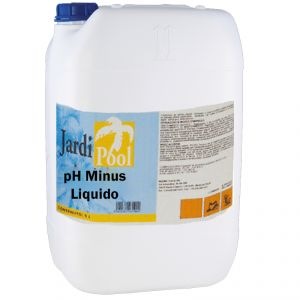 PH- MINUS LIQUIDO JARDI POOL Tanica 25 kg - Composto Acido per diminuire il pH in piscina *VENDITA PROIBITA AI PRIVATI