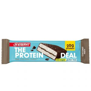 ENERVIT The Protein Deal Bar gusto Coconut 55g Barretta Proteica