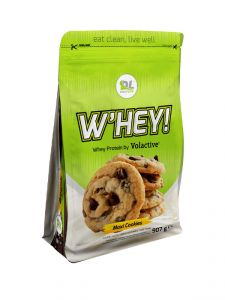 DL W'HEY! WHEY PROTEIN VOLACTIVE - gusto Maxi Cookies 907gr - Proteine in polvere Daily Life