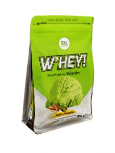 DL W'HEY! WHEY PROTEIN VOLACTIVE - gusto Sicilian Pistachio 907gr - Proteine in polvere Daily Life