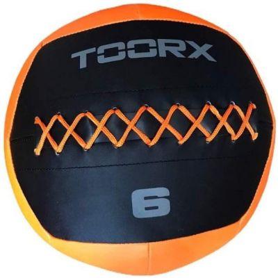 WALL BALL Palla Professionale 6 kg Arancio Diametro 35 cm per allenamenti Crossfit ed Allenamenti Funzionali