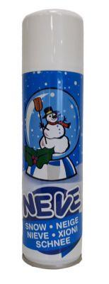 Solchim Neve Spray Artificiale 600 ml  Decorazioni Natalizie Alberi di Natale Presepe