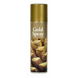 ORO SPRAY 150 ML - Bomboletta Spray Dorata per decorazioni bricolage feste