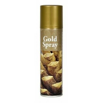 ORO SPRAY 150 ML - Bomboletta Spray Dorata per decorazioni bricolage feste