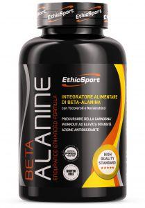 Ethicsport Beta ALANINA - Endurance Enhanced Formula 90 cpr da 1500 mg - Azione Antiossidante e Basificante Potenziata