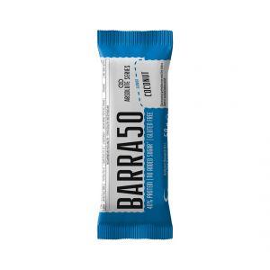 Absolute Series Daily Life Barretta proteica BARRA50 Cocco 50 gr - 40% di Proteine - Gluten Free
