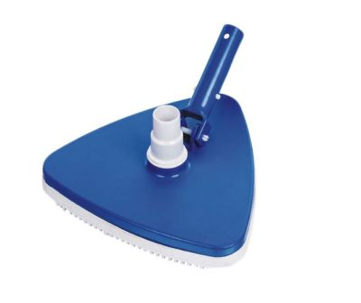 Blue Bay Testa Aspirafango Triangolare con Snodo e Ammortizzatori - Accessori Pulizia Piscina