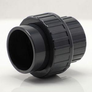 BOCCHETTONE LISCIO 63X63 MM AD INCOLLAGGIO - Raccordo Rigido in PVC grigio ideale per Piscina