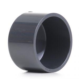 CALOTTA A INCOLLAGGIO Ø 50 MM - Tappo di chiusura attacco liscio femmina con diametro 5 cm circa