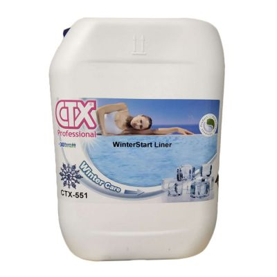 CTX-Professional CTX-551 WinterStar Liner 10l Svernante - Mantenimento Invernale Acqua Piscine in Liner e Poliestere