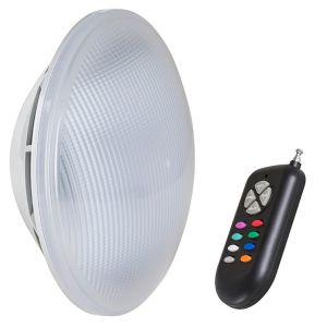 ASTRALPOOL Lampada Subacquea LED Luce RGB Multicolore 15W 900 Lumen PAR56 - Telecomando in dotazione