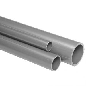 TUBO PVC RIGIDO AD INCOLLAGGIO Ø63 MM - Lunghezza 3 Metri