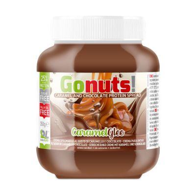 Anderson Daily life Gonuts! CaramelGlee al caramello e Cioccolato - Crema proteica 25%