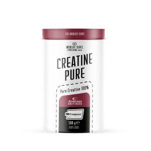 Absolute Series Creatine Pure 500 g - Integratore 100% Creatina monoidrato Creapure®