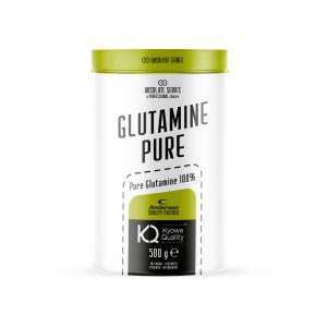 Absolute Series Glutamine Pure 500 g - Integratore 100% Glutammina Kyowa®