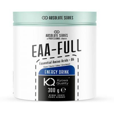 Absolute Series EAA-FULL 300 g Energy Drink - Integratore in polvere di aminoacidi essenziali Kiowa®
