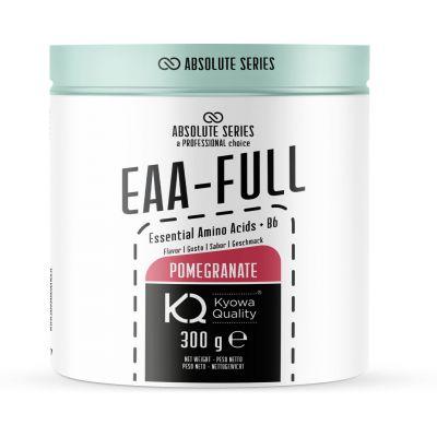 Absolute Series EAA-FULL 300 g Pomegranate - Integratore in polvere di aminoacidi essenziali Kiowa®