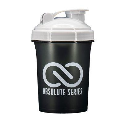 Absolute Series Shaker 500 ml - Shaker a tenuta stagna, facile da pulire e lavabile anche in lavastoviglie
