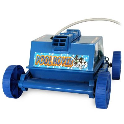 Pool Rover Jet Aquabot, robot elettrico da piscina rapido con 16 mt di cavo, ideale per piscine interrate e fuoriterra