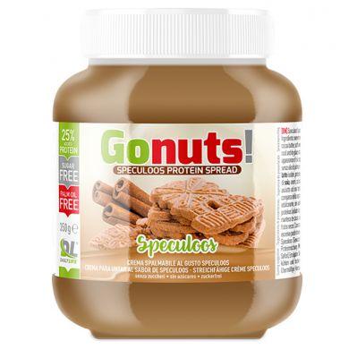 GONUTS! SPECULOOS Barattolo 350 grammi - Crema proteica al gusto di Biscotti Speziati