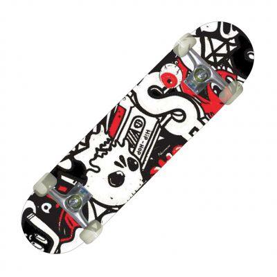 Nextreme Street Pro Hip Hop Skateboard, dimensioni tavola 79x20 cm