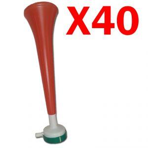 Tromba da stadio a Fiato Italia Solchim SotFit - Kit maxi risparmio da 40 pezzi
