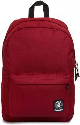 Zaino Carlson Plain Backpack burnt russet bordeaux - Dimensioni 30 x 41,5 x 18 cm - Zaino Scuola eTempo libero Ragazza