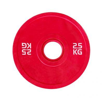 Toorx Disco Bumper Microcarico 2,5 kg, colore Rosso