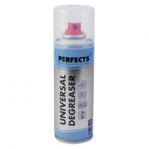 UNIVERSAL DEGREASER PERFECTS 200 ML, con beccuccio - Spray Sgrassante Pulisci Contatti Elettrici a Secco