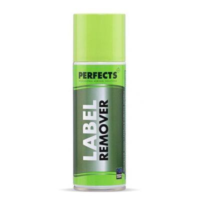 RIMUOVI ETICHETTE PERFECTS 200 ML - Label Remover Spray per la rimozione di carta etichette adesive e residui di adesivo