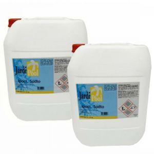 IPOCLORITO DI SODIO KIT 50 KG - Cloro Liquido 14-15% per pompe dosatrici