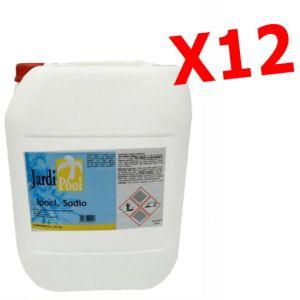 IPOCLORITO DI SODIO KIT 300 KG - Cloro Liquido 14-15% per pompe dosatrici - IVA INCLUSA, TRASPORTO GRATUITO