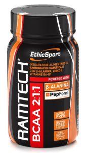 Ethicsport RAMTECH BCAA  2:1:1 120 cpr da 1500 mg - Integratori di amminoacidi ramificati con Beta-Alanina e PepForm