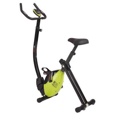 Everfit Bicicletta da camera BFK Easy Slim Multifit accesso facilitato - Manubrio regolabile in altezza ed inclinazione