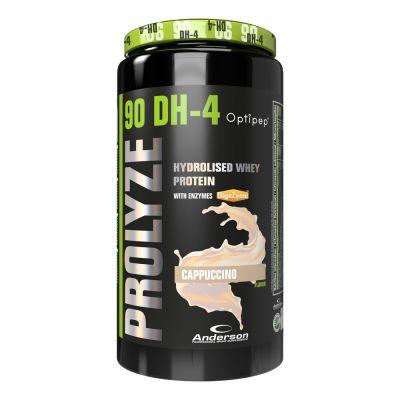 Anderson Prolyze 90 DH-4 Cappuccino 800 g - Proteine del siero del latte idrolizzate ed isolate per via enzimatica