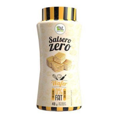 Daily Life Salsero Zero Wafer 410 gr - Salsa Wafer con zero calorie e senza lattosio - scadenza 06/01/2022